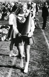 Meryl Streep come Cheerleader, New Jersey circa 1966