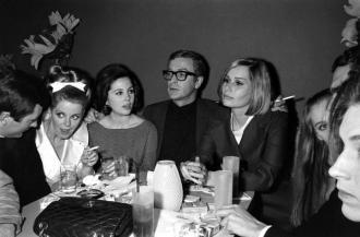 Michael Caine a Los Angeles, circa 1966