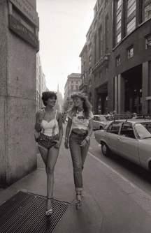 Milano, Italia, 1977