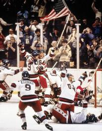 Miracle on Ice (Miracolo sul ghiaccio), 1980