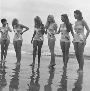 Concorrenti di Miss Universo 1952
