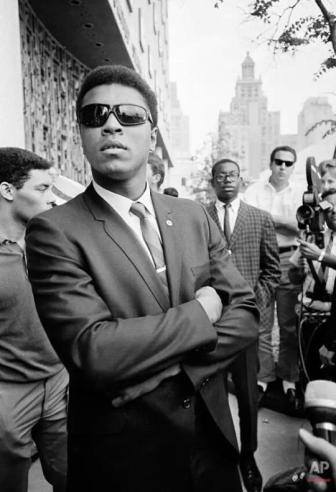 Muhammad Ali, Houston, 1967