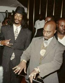 Snoop Dogg e Tupac, 1996