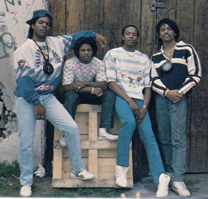 NWA Back In The Day, circa 1985