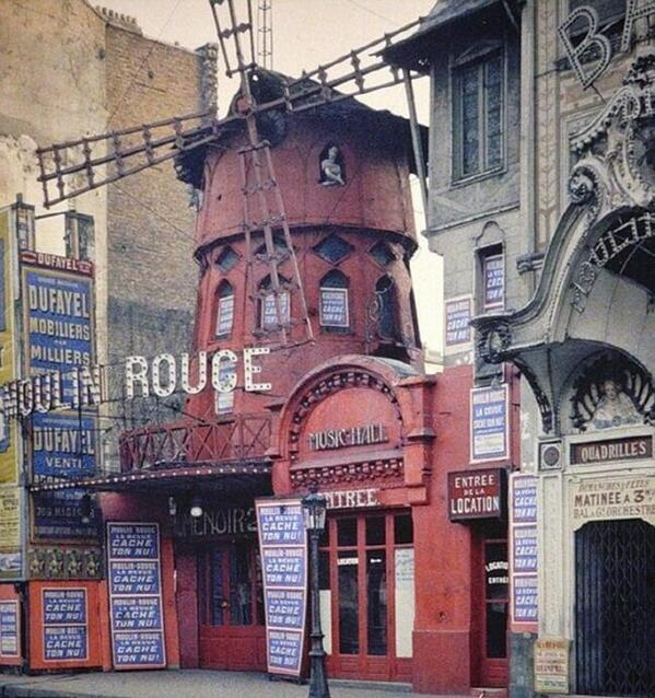 Moulin Rouge, ca. 1914