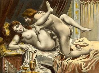 Paul Avril - Les Sonnetts Luxurieux (1892) de Pietro Aretino
