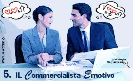 Psicologia da Cazzeggio - Il commercialista emotivo