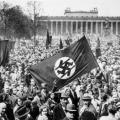 Manifestazione anti-nazista a Berlino, 1932