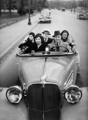 Renault Vivasport, 1934