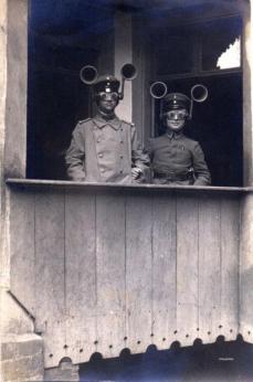 Pubblicità di aereo sovietico circa 1917
