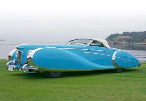 Delahaye 175, 1949