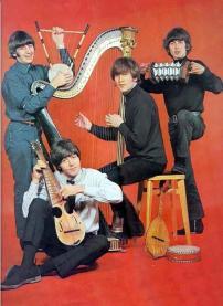 The Beatles circa 1964