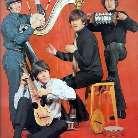 The Beatles circa 1964