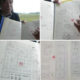 Tohru Iwatani mostra le sue stesure originali per Pac-Man