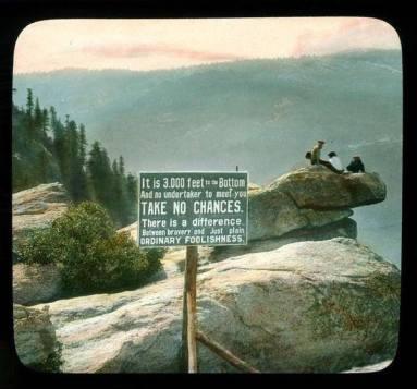 Yosemite National Park, 1915
