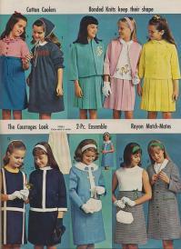 1966 - Ragazze Fashion