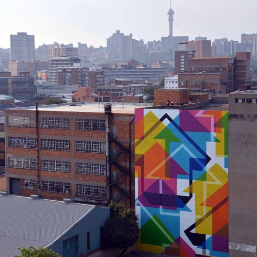 Above - Johannesburg