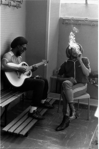 Bob Marley a Milano, Italia