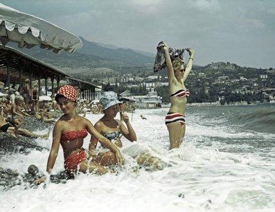 Crimea River, 1963