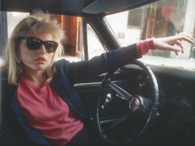 Debbie Harry, New York City, 1977