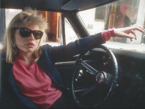 Debbie Harry, New York City, 1977