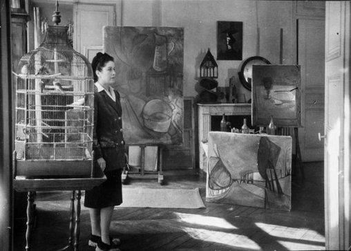 Dora Maar, Paris 1946 - Fotografia di Brassaï