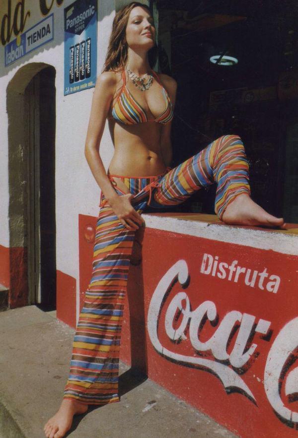 Enjoy Coke. Fine anni '70
