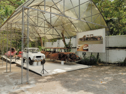 Collezione di auto d'epoca di Escobar