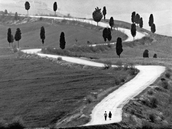 Gianni Berengo Gardin. Toscana, 1965