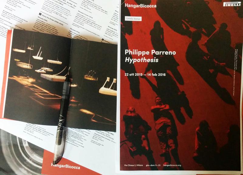 HangarBicocca - Philippe Parreno