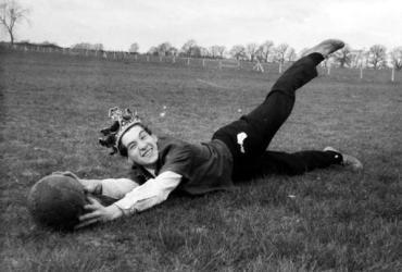 Ian McKellen, Cambridge, 1961