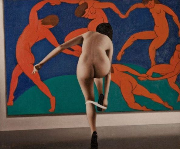 Henri Matisse, Dance II, 1910, oil on canvas, The Hermitage Museum, St. Petersburg, Russia