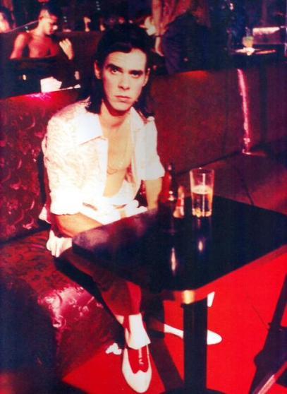 Nick Cave, São Paulo, 1994