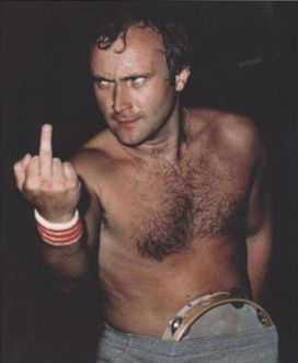 Phil Collins in concerto, 1981