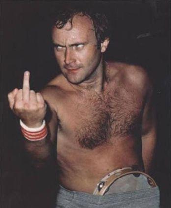 Phil Collins in concerto, 1981