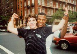 Robert Downey Jr. e Mike Tyson