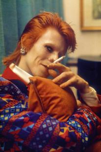 Il sempre colorato David Bowie, 1972