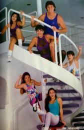 I Kardashian, primi anni '90 circa
