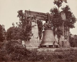 Il Mingun Bell, Myanmar, 1873. Una volta era la più pesante campana funzionante in tutto il mondo