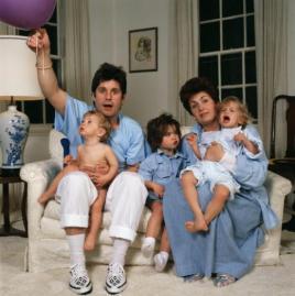 The Osbournes, 1987
