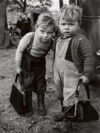 Bambini a Parigi, 1962