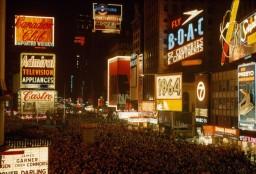 1964, Capodanno a Manhattan