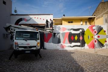 Gio Pistone @ Casapesenna in Campania