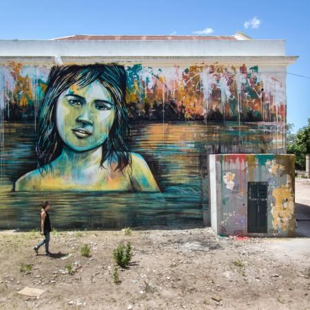 Alice Pasquini @ Sud America