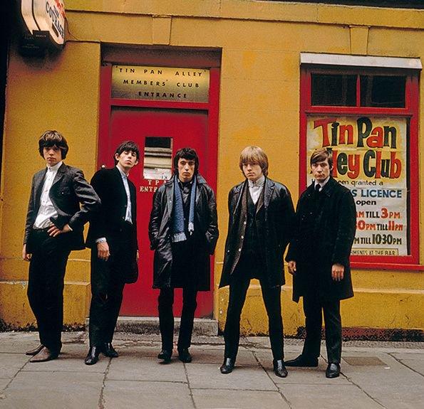 I Rolling Stones, 1964
