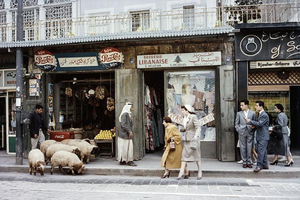 Libano, 1957