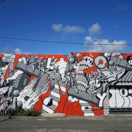Nemco @ Australia x the Underline Mural Festival