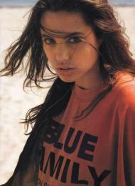 Angelina Jolie a 16 anni
