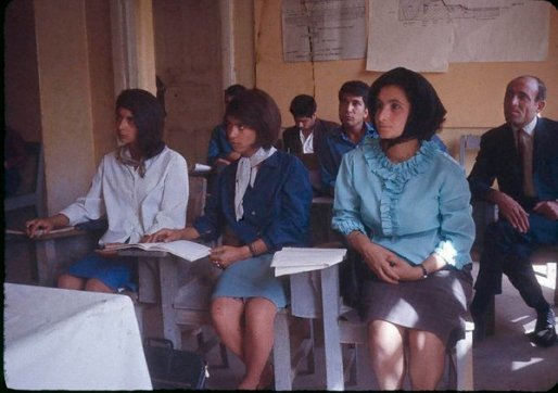 Afghanistan, anni '60