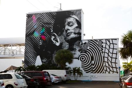 2Alas x Felipe Pantone @ Miami for Art Basel 2015
